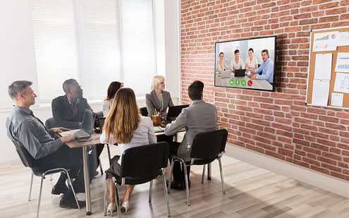 Video Conferencing in Business
