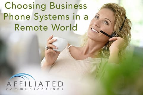 Business Phone Systems in Remote World sm