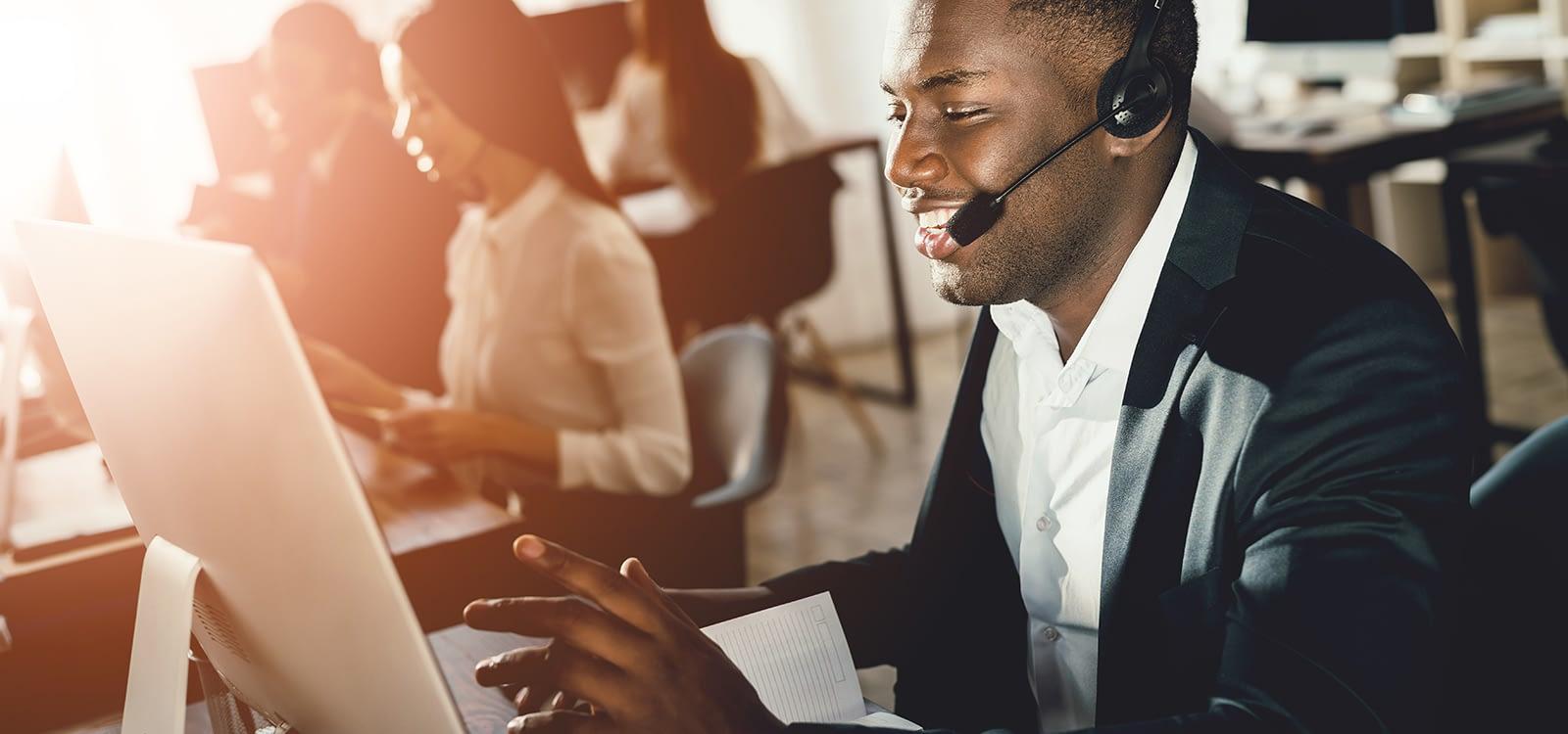 ContactCenter Hero help desk support