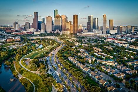 Locations Photo Houston